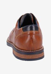 Rieker - Smart lace-ups - brown - 3