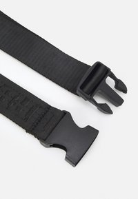 Urban Classics - CLIP BUCKLE BELT UNISEX - Belt - black - 1