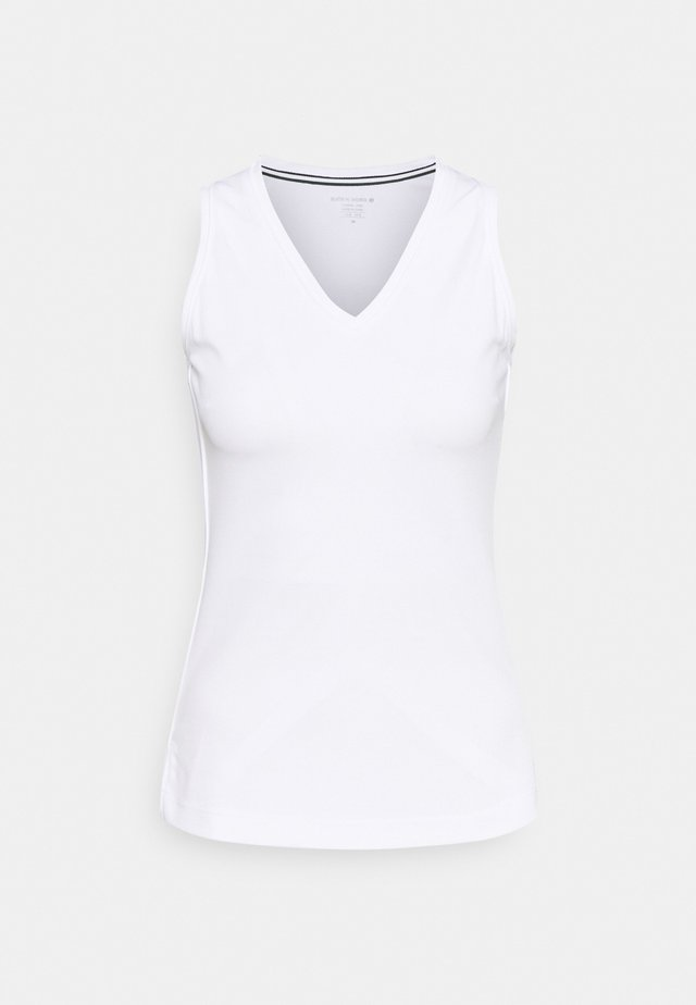 TANK TALA - Top - brilliant white
