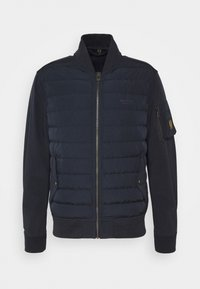 Belstaff - MANTLE JACKET - Bunda z prachového peří - dark navy - 0