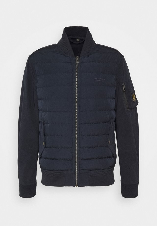 MANTLE JACKET - Chaqueta de plumas - dark navy