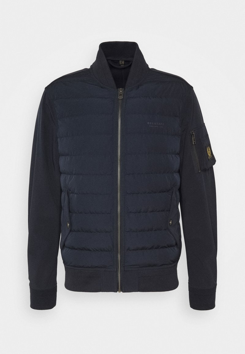 Belstaff - MANTLE JACKET - Bunda z prachového peří - dark navy
