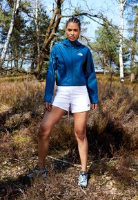 The North Face - CROPPED QUEST JACKET  - Hardshell jacket - monterey blue - 2