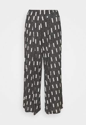GOOD TIME PANTS - Pantalon classique - blocks print