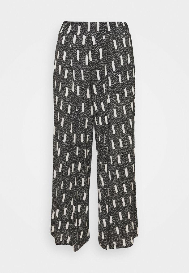 Henrik Vibskov - GOOD TIME PANTS - Kalhoty - blocks print