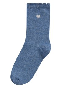 Next - 7 PACK HEART EMBROIDERED - Socks - multi-coloured - 5
