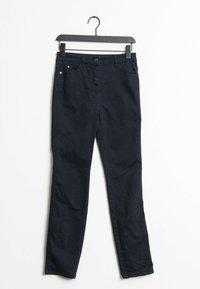 Olsen - Trousers - blue - 0