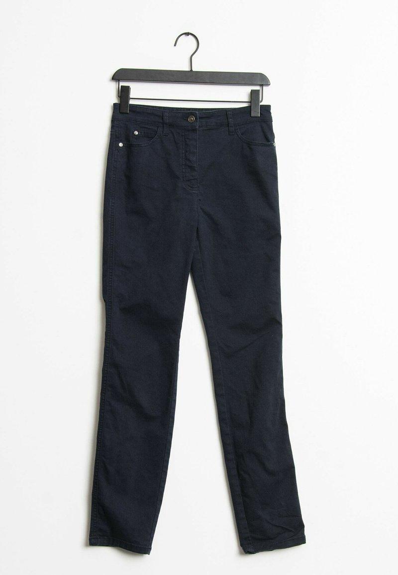 Olsen - Trousers - blue