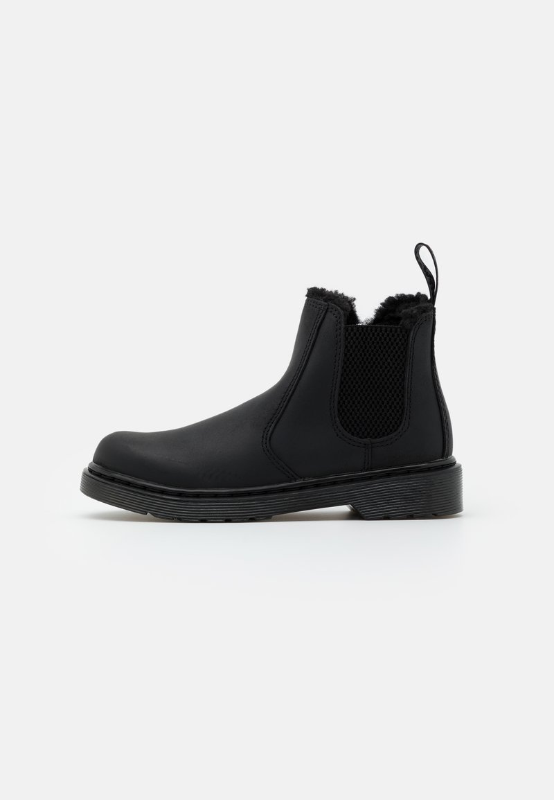 Dr. Martens - 2976 LEONORE MONO REPUBLIC WP - Korte laarzen - black