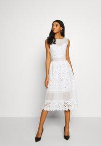 Miss Selfridge - Day dress - ivory - 0