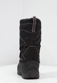Kamik - SNOWCOAST - Winter boots - black - 3