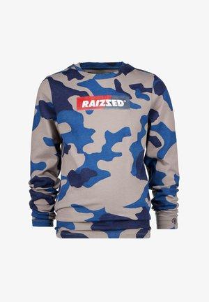 JEROME - Sweater - dark blue allover