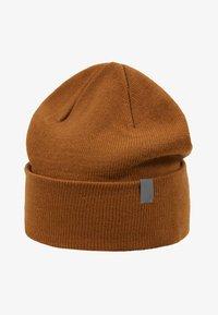 Weekday - ICON BEANIE - Bonnet - brown reddish - 3