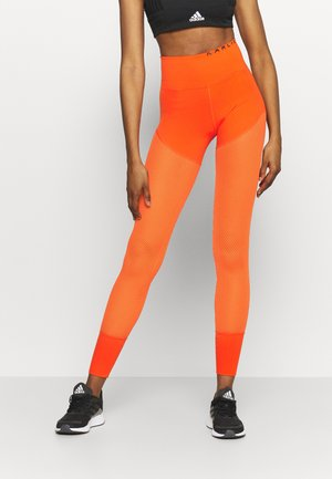 Tights - active orange