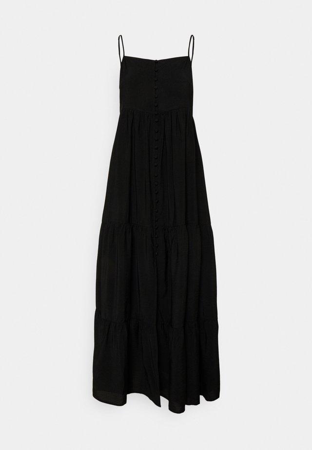 HOPE DRESS - Maxi dress - schwarz