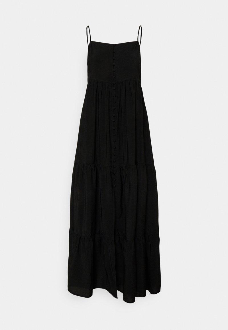 EDITED - HOPE DRESS - Maxi dress - schwarz