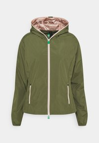 Save the duck - STELLA - Summer jacket - cactus green - 0