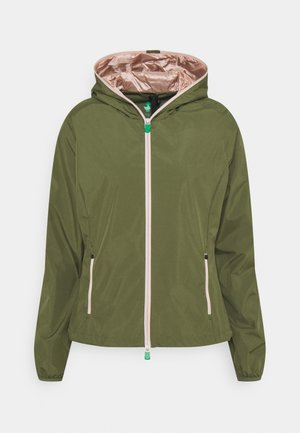 STELLA - Summer jacket - cactus green
