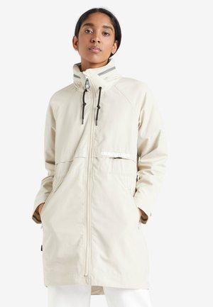 AYANDA - Short coat - beige