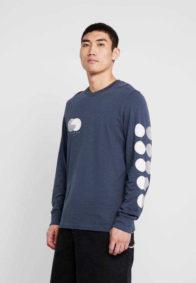 MOON - Camiseta de manga larga - darknavy