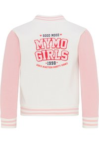myMo KIDS - Cardigan - wollweiss rosa - 2