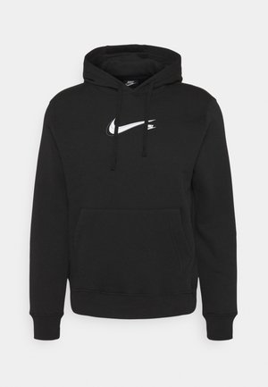 COURT HOODIE - Sweatshirt - black