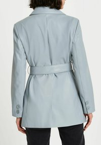 River Island - Faux leather jacket - green - 2