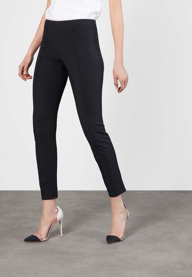 ANNA - Leggings - Trousers - black