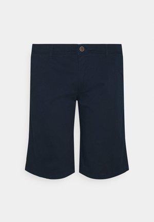 JJIBOWIE JJSHORTS SOLID - Short - navy blazer
