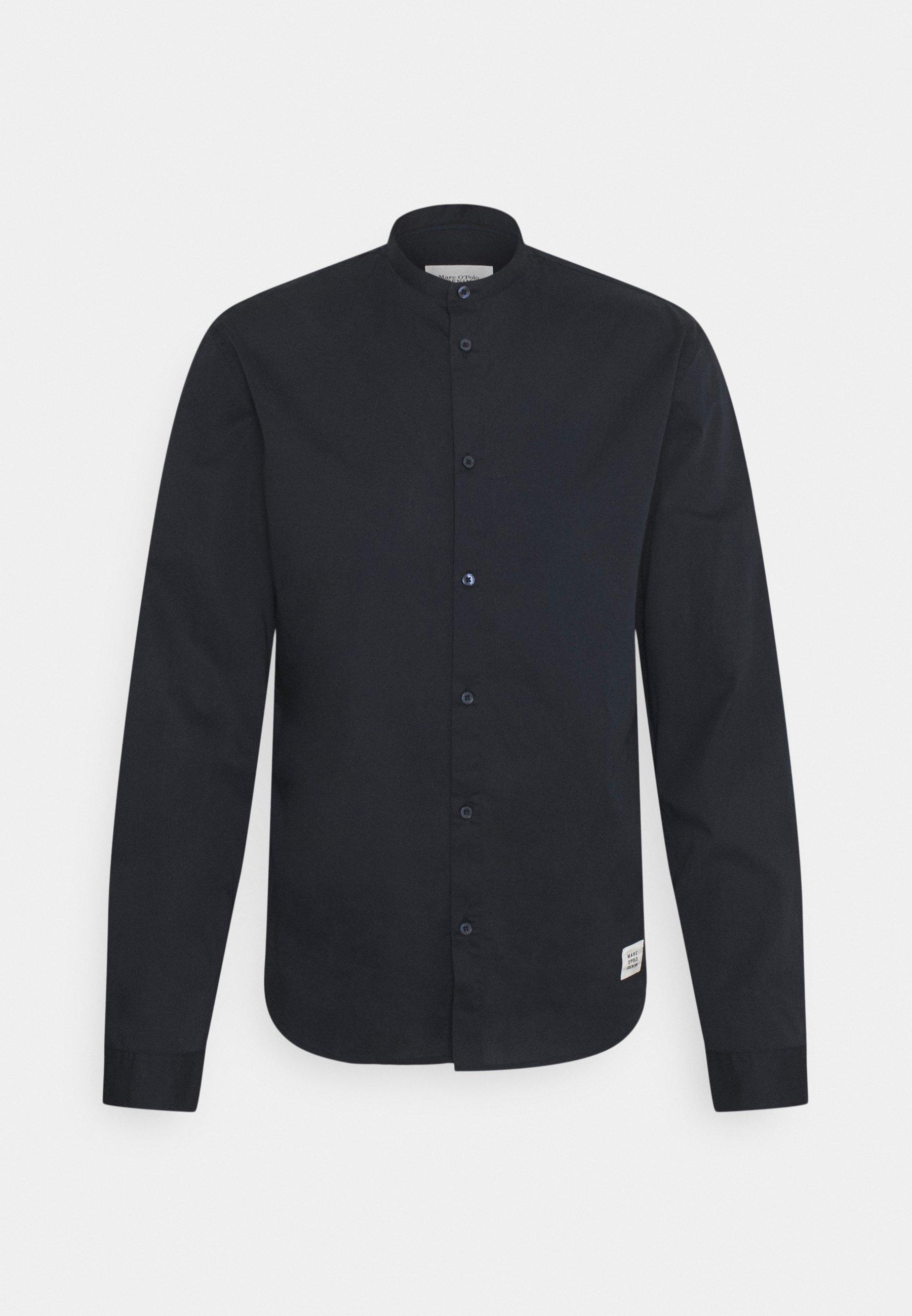 Uomo MINI STAND-UP COLLAR - Camicia
