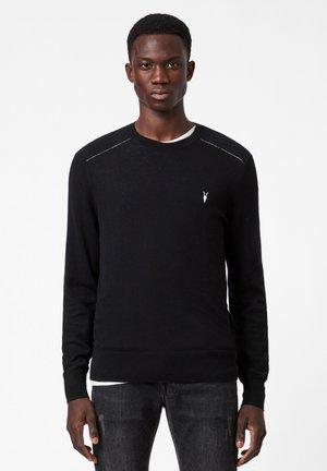 HELM CREW - Long sleeved top - black