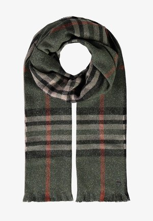 PLAID  - Scarf - olivgrün