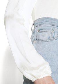 JDY - JDYMAGGIE MIX - Long sleeved top - cloud dancer - 4