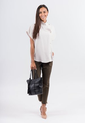 AMEY - Tote bag - black