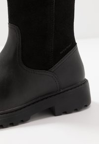 Geox - CASEY GIRL WPF - Winter boots - black - 2
