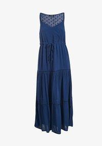 BONOBO Jeans - MIT RÜSCHEN - Maxi dress - bleu marine - 4