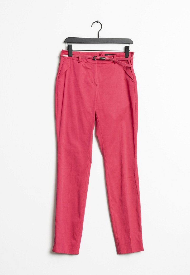 comma - Chinos - pink