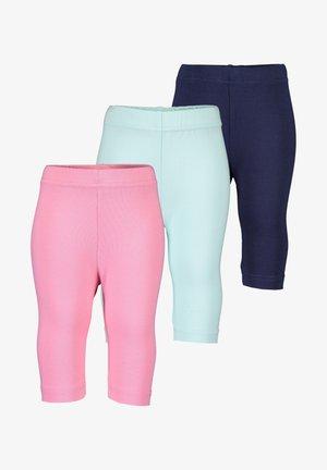 BASICS - Leggings - Trousers - azalee aqua nachtblau