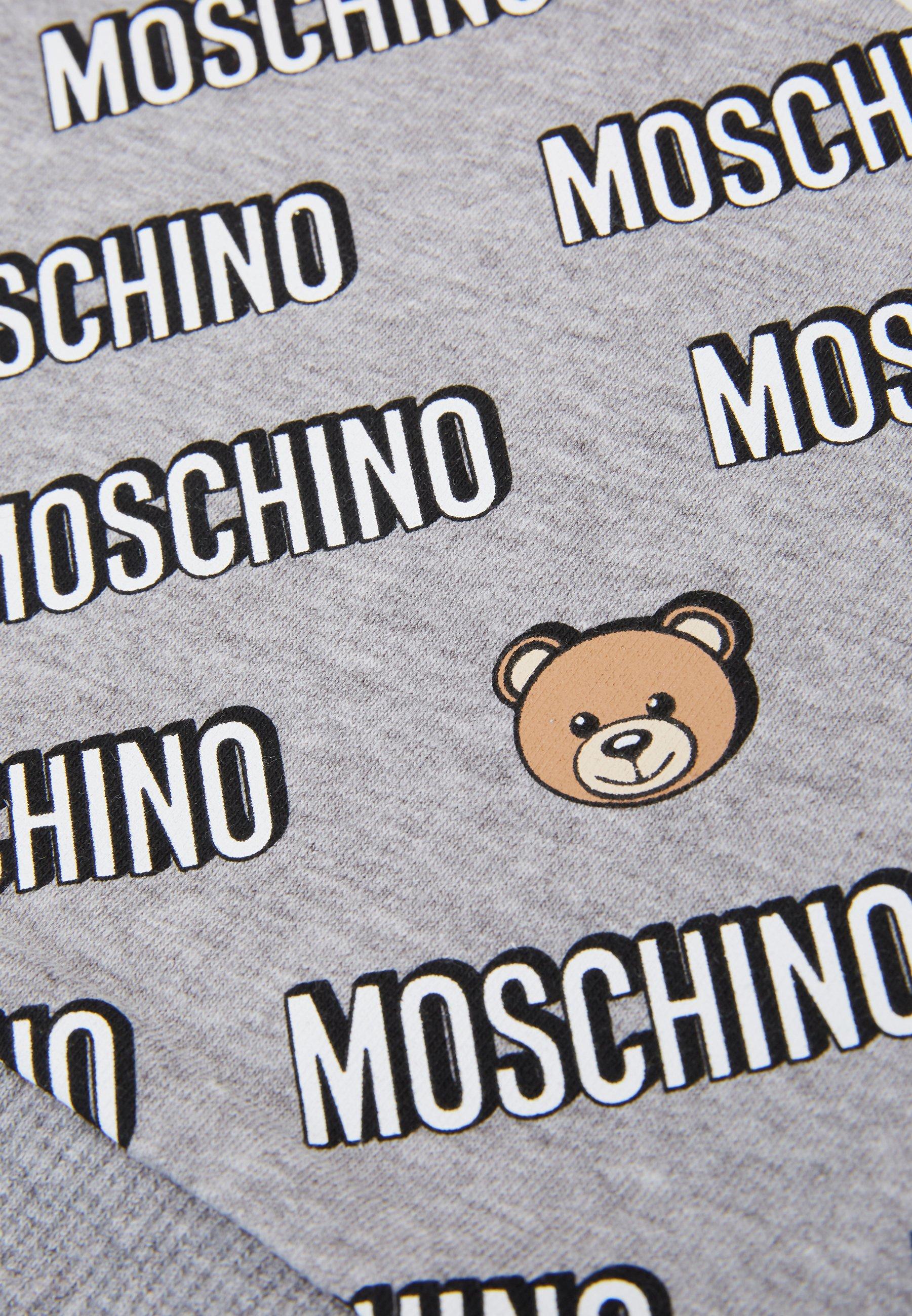 MOSCHINO HAT - Lue - grey/grå-melert geQIsKSQMqOYQt8
