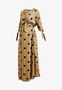 9Fashion - SARANDA - Długa sukienka - sand - 5