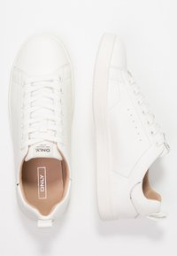 ONLY SHOES - ONLSHILO  - Zapatillas - white - 3
