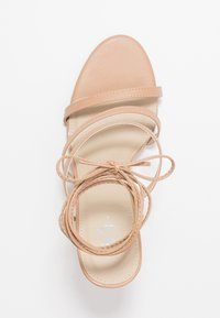 4th & Reckless - HARTLEY - High heeled sandals - nude - 3