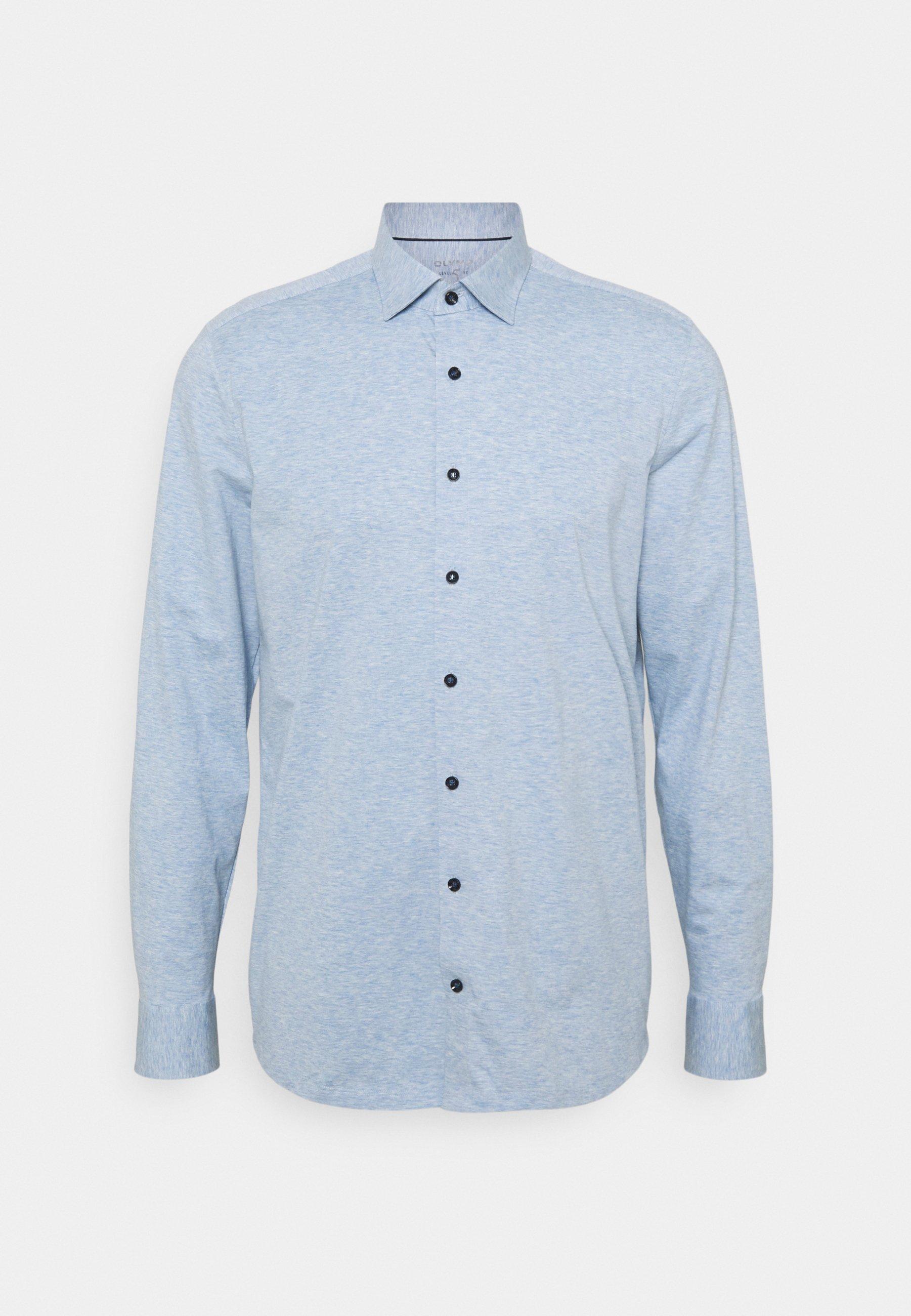 Men LEVEL JERSEY HEMD - Shirt