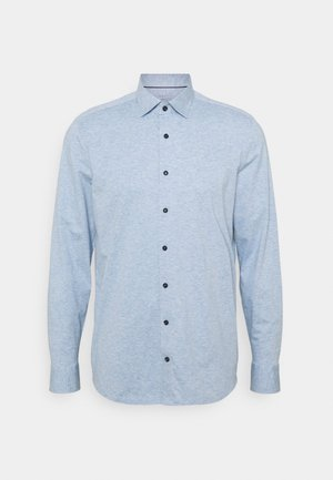 LEVEL JERSEY HEMD - Overhemd - bleu