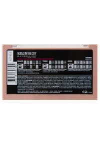 Maybelline New York - NUDES IN THE CITY - Eyeshadow palette - - - 2
