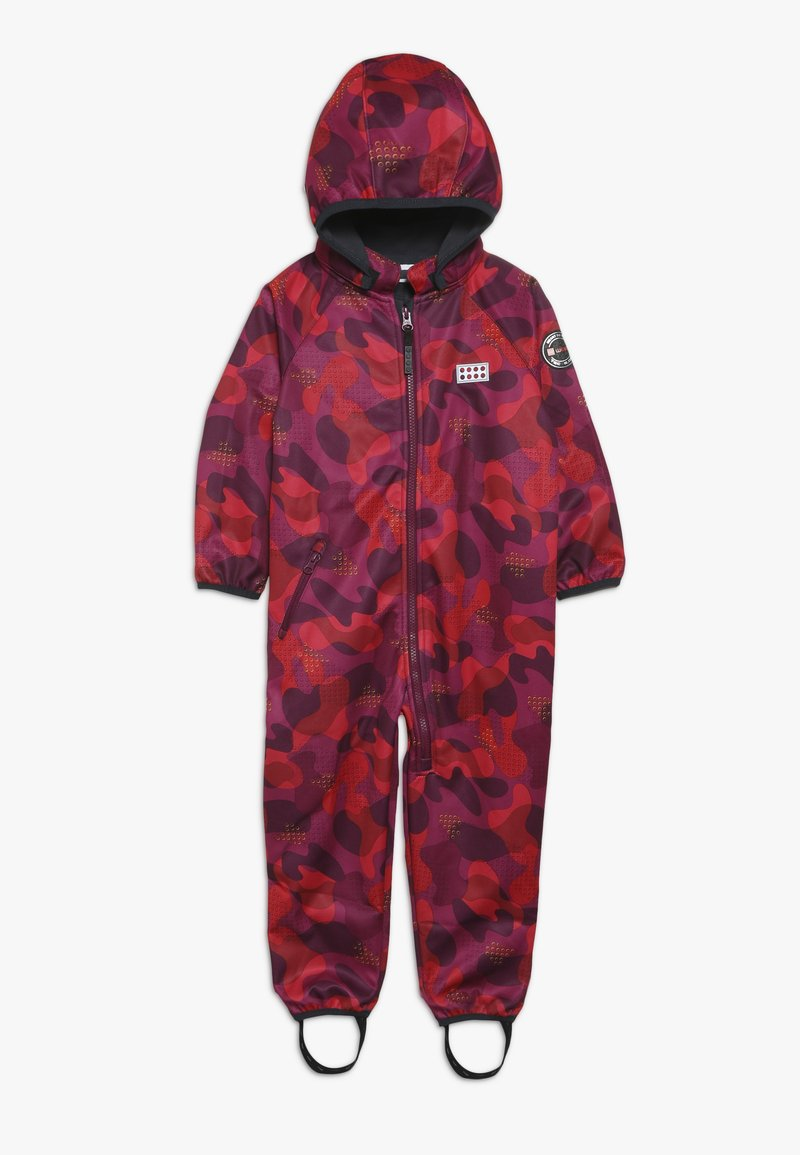 LEGO Wear - SIRIUS 700 SUIT - Snowsuit - dark pink