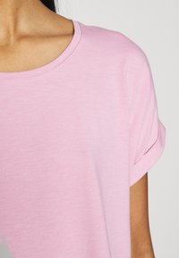 ONLY - ONLMOSTER ONECK - T-shirts - soft pink - 6