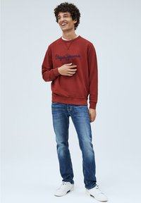 Pepe Jeans - JOSEPH - Sweatshirt - merlot - 1