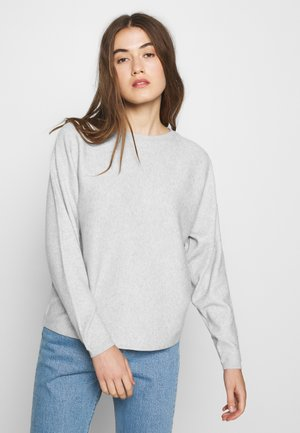 VMSANNA BATWING  - Jumper - light grey melange