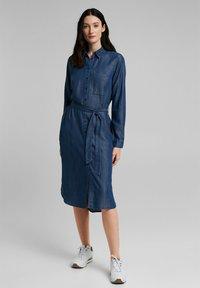 Esprit - Sukienka letnia - blue medium wash - 3